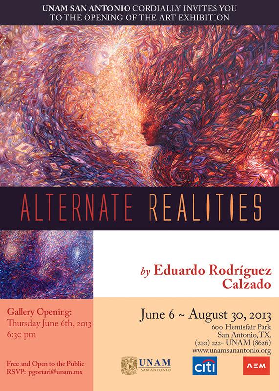Exhibition Alternate Realities