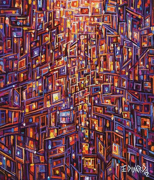 ea35fd7ab8c Paintings 2013 – Eduardo Rodriguez Calzado