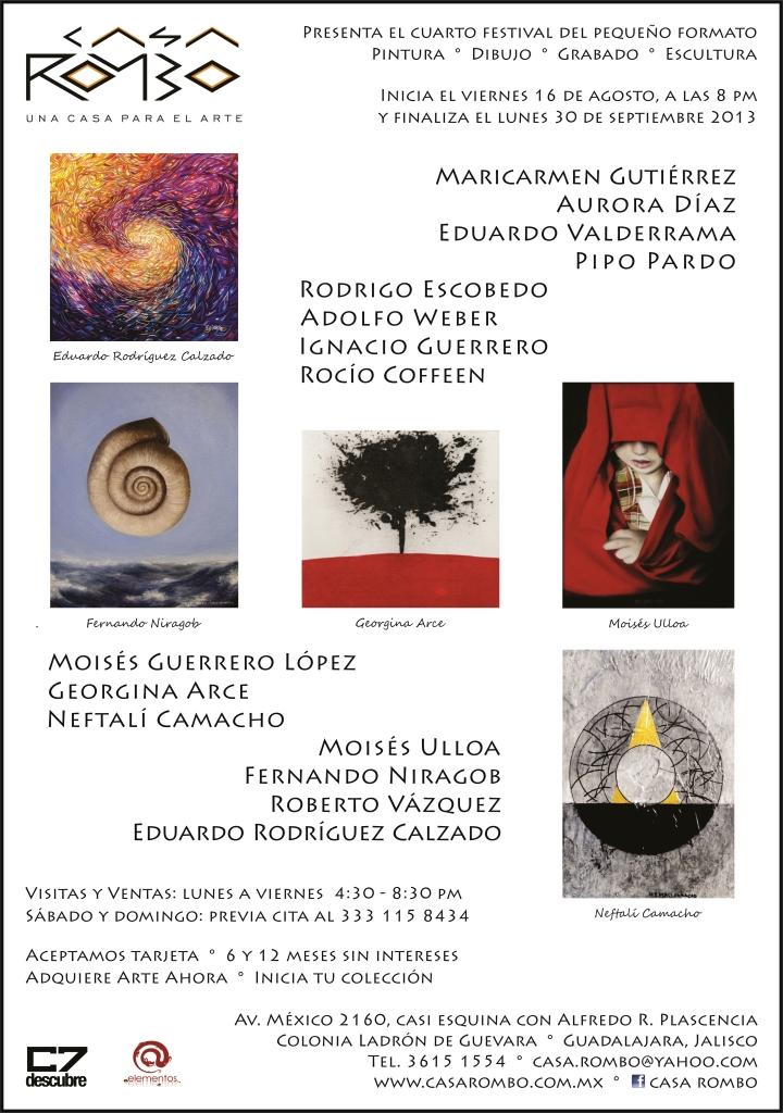 Casa Rombo Art Exhibition
