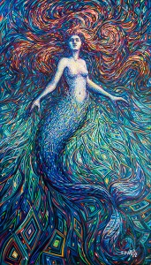 Painting: Mermaid